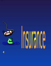 Insurance in loss control.ppt