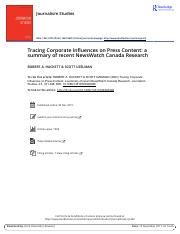 Tracing Corporate Influences on Press Content a summary of recent NewsWatch Canada Research-4.pdf