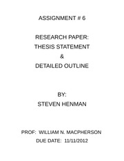 thomas edison research paper thesis I need help writing a thesis sentence for my research paper about henry  thesis sentence on henry ford  thomas edison and harvey firestone.