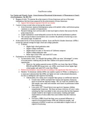 Final Exam Study Guide for fall 2009-1