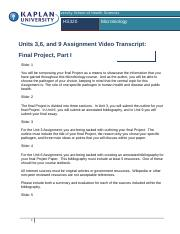 HS320_Unit_3_6_9_Assignment_Video_Transcript.docx