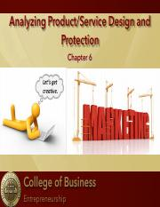Chapter 06 Analyzing Product Service Design and Protection.pdf