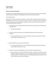 307EffectiveIntroductionWorksheet (2 retry
