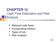 FINC 3310 Chapter 12 POWERPOINT