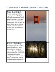 7 Lighting Types to Harness.pdf