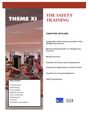 Theme XI - The Safety Training_41d16e7