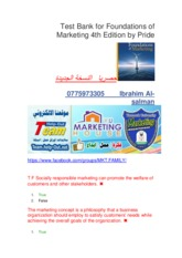 Test_Bank_for_Foundations_of_Marketing_4th_Edition_by_Pride