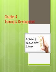 4unit 7 training and development.ppt