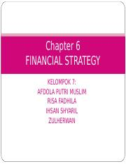 Financial Strategy.ppt