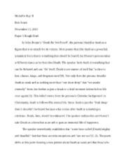 introductory reflective essay uga