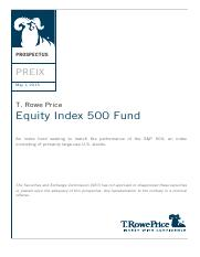 EQ INDEX PROSPECTUS