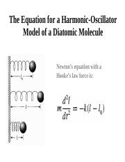 The-Equation-for-a-Harmonic-Oscillator-Model-of-a