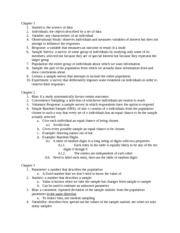 MATH 1610 Test 1 Study Guide Notes
