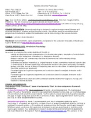 Amended Abnormal Syllabus Fall 2011 (2)
