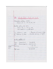Study Unit 3: Cost Allocation - Notes