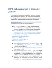 CMPT 454 Assignment1(solution1)