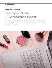 Beauty and the E-Commerce Beast 2017.pdf