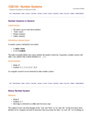 notes-number-systems