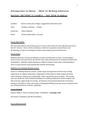 Introduction to Music Syllabus Fall 2016 38730W + Essay Plan(2).docx