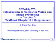 CSE473-573-Lecture-Note-Chapter 5