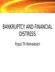 BANKRUPTCY AND FINANCIAL DISTRESS.pptx