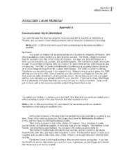 us101 r5 appendix a communication styles Reading comprehension worksheet us/101 version 61 university of phoenix material reading comprehension worksheet respo.