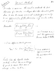 Lecture 4 Written Notes