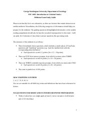 SOC 1003 Midterm Study Guide.docx