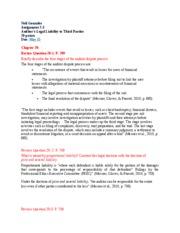 Neil Gonzales, ACCT 470-V2WW, Assignment 2-3 Final