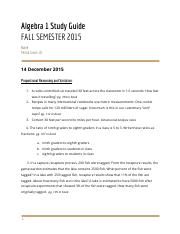 Algebra 1 Fall Final Study Guide 2015 8th grade - Google Docs.pdf