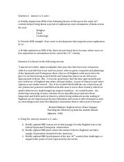 AMSCO Short Answers CH 1.docx