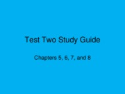 Test_Two_Study_Guide