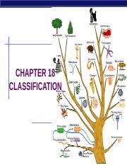 CHAPTER_18_CLASSIFICATION_2009 - CHAPTER 18 CLASSIFICATION ...