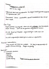 Financial Intermediaries Class note