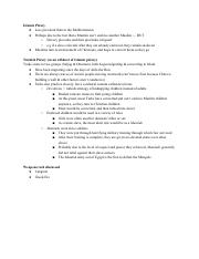 Class 6 Notes