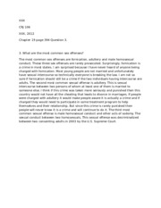 UNLV - CRJ 106 - Chapter 19 Question.docx