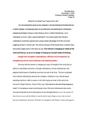 gender issues research topic do parents have different hopes and  4 pages draft on essay 2
