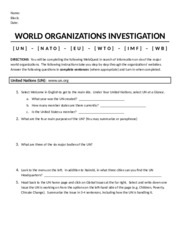 World Orgs WebQuest.docx