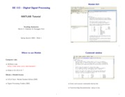 113_1_Matlab tutorial (week 1)