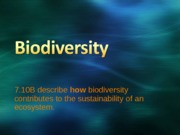 7.10B.RC.Why Biodiversity Matters Final