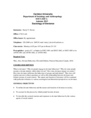 SOCI-2445A-Course-Outline-Fall-2013