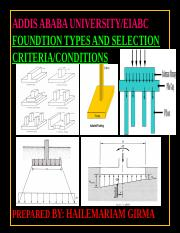 3. FOUNDATION TYPES AND SELECTION CRITERIA.pptx
