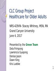 CLC Project Older Adults.pptx