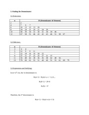 Math IB Type I Project_Denominator
