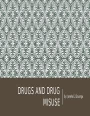 Drugs and drug misuse.pptx