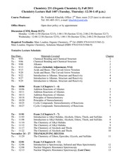 Fall 2011 Syllabus