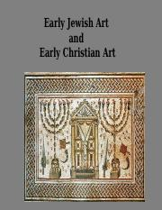 14 Jewish and Early Christian Art