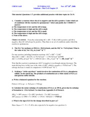Chem 1A03 Tutorial 13 (Answer Key) (2)