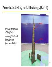 Chapter 9_Aeroelastic Tests for Tall Buildings_Part II