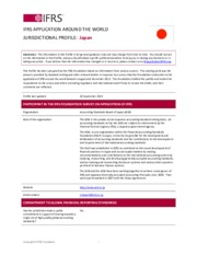 Japan-IFRS-Profile